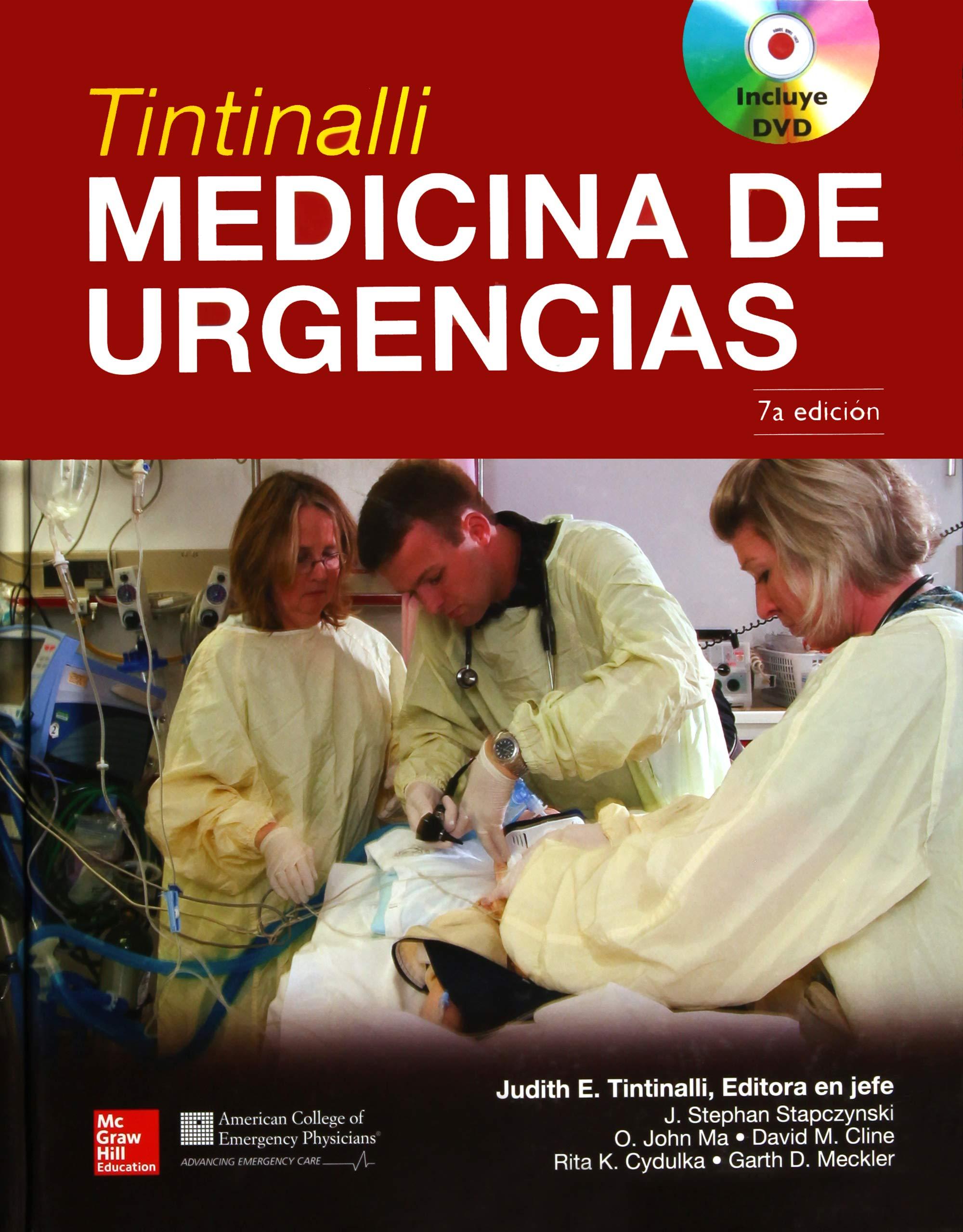 Tintinalli Medicina De Urgencias Pdf