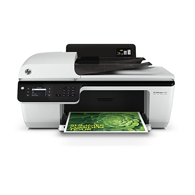 HP Officejet 2620- Impresora multifunción de chorro de tinta de color