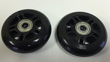 Amazon.com: Razor powerrider 360 ruedas traseras (Potencia ...