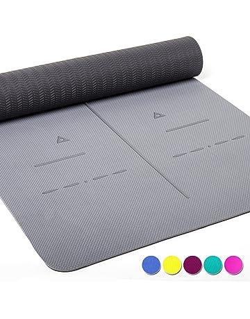 Amazon.es  Colchonetas - Yoga  Deportes y aire libre c985fd7f7ddc5