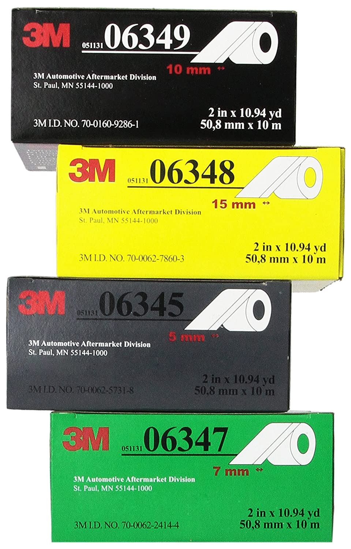 3M 06348 50.8 mm x 10 m Trim Masking Tape