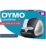 DYMO Label Printer | LabelWriter 450 Turbo Direct Thermal Label Printer, Fast Printing, Great for Labeling, Filing…