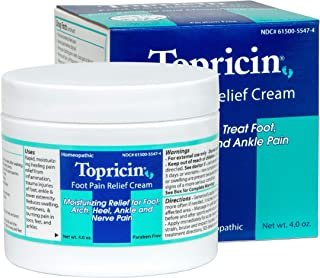 product image for Topricin Foot Pain Relief Cream, 4
