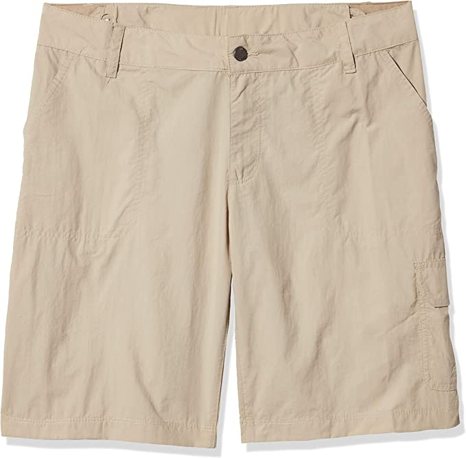 Columbia Womens Silver Ridge Stretch II Shorts Jewel Size 14 x 5