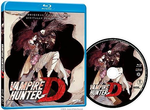 Vampire Hunter D Edizione: Stati Uniti Italia Blu-ray ...