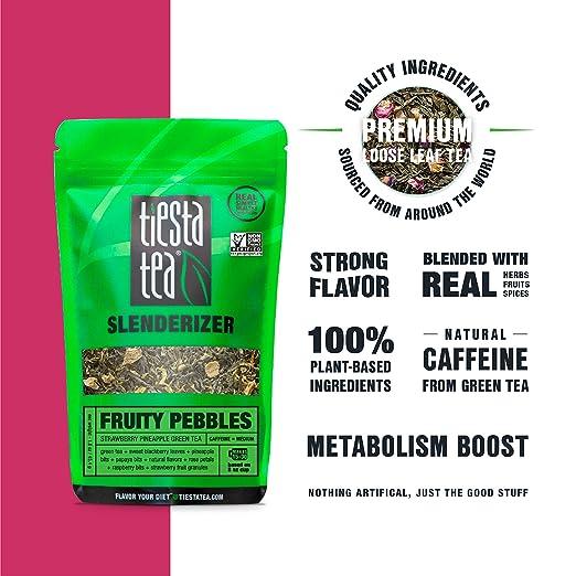 Té Tiesta sin cafeína: Amazon.com: Grocery & Gourmet Food