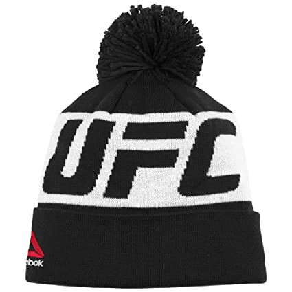 UFC de Hombre 2-Tone corona visera gorra, hombre, gris