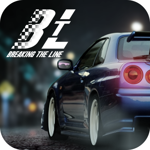 Breaking the line (Styling Racing Tuning)