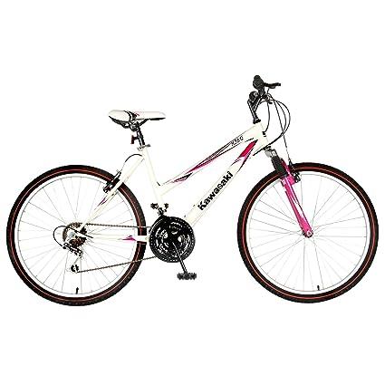 Kawasaki K26G Hardtail Mountain Bike, 26 inch Wheels, 18 inch Frame ...