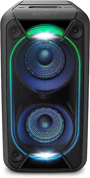 Sony GTKXB10 High Power Portable Bluetooth Speaker, Black