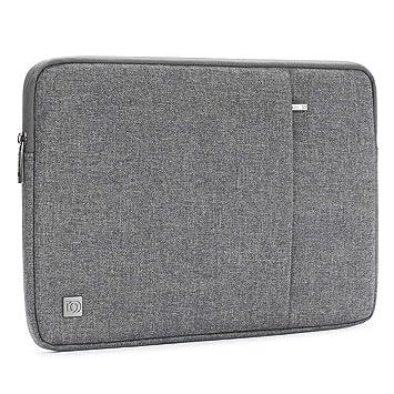 DOMISO 14 Pulgada Laptop Sleeve Funda Protectora Impermeable de la manga del Ordenador Portátil para 14