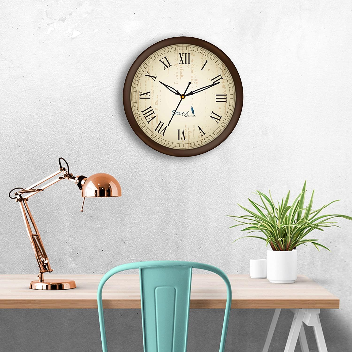 Home and Decor Wall Clock