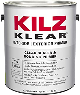 Amazon com: KILZ Restoration Maximum Stain and Odor Blocking