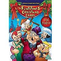 A Flintstones Christmas Carol (1994) (Fully Packaged Import) (Region 2)