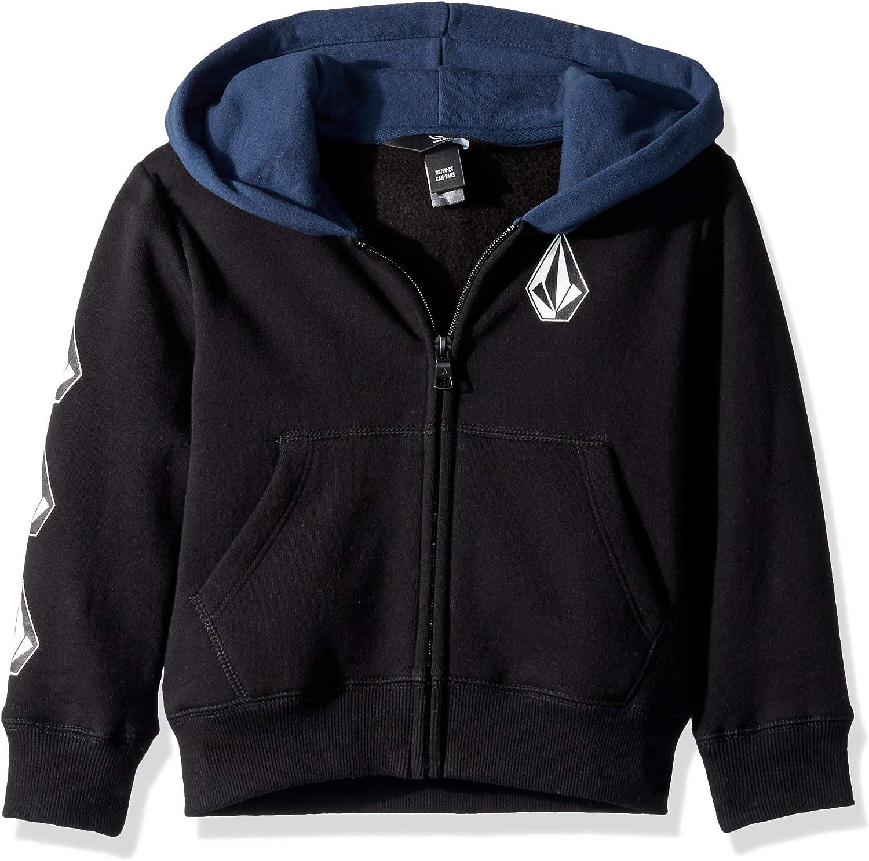 Volcom Boys Deadly Stones Pullover Hooded Fleece Sweatshirt
