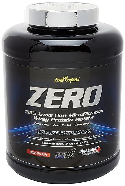 BigMan Zero Whey Protein Isolate 2 Kg Fresa