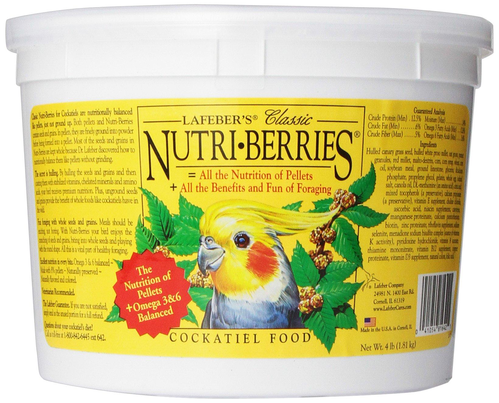 Cockatiel Nutri-Berries