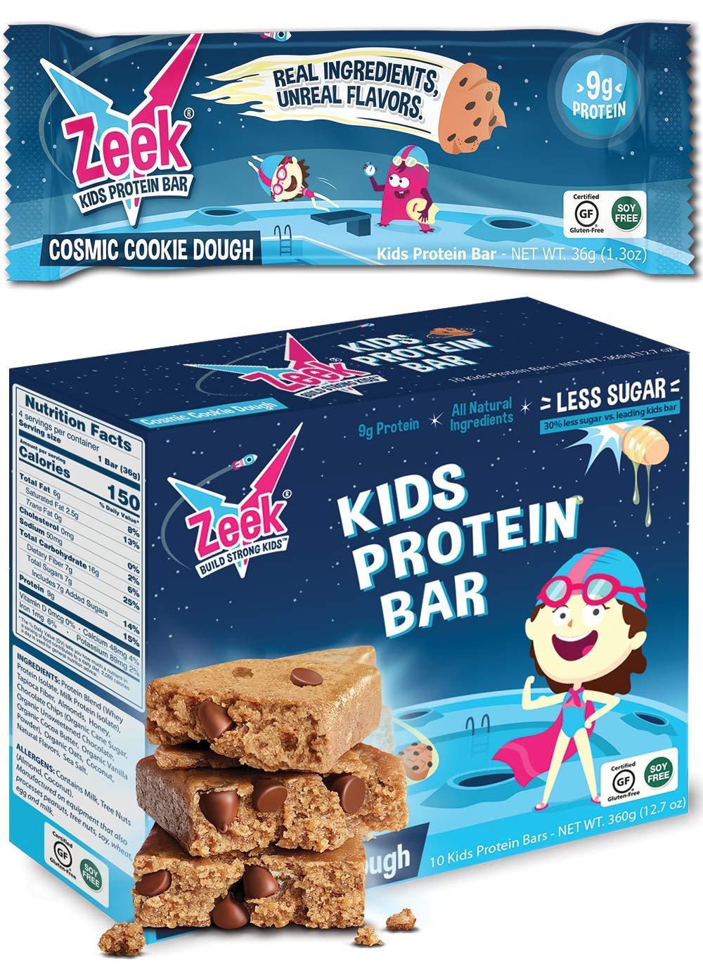 Zeek Kids Protein Bar?