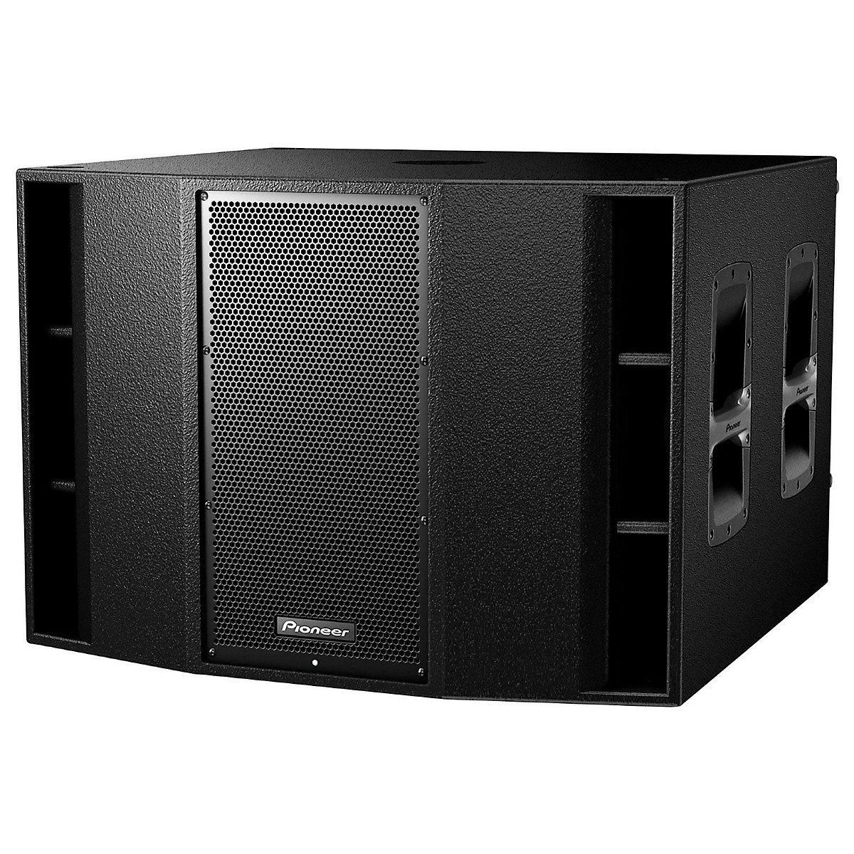 Pioneer Pro DJ Studio Subwoofer (XPRS215S)