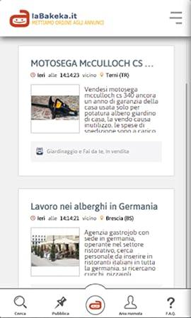 Amazon.com: laBakeka.it - Annunci grautiti online: Appstore ...