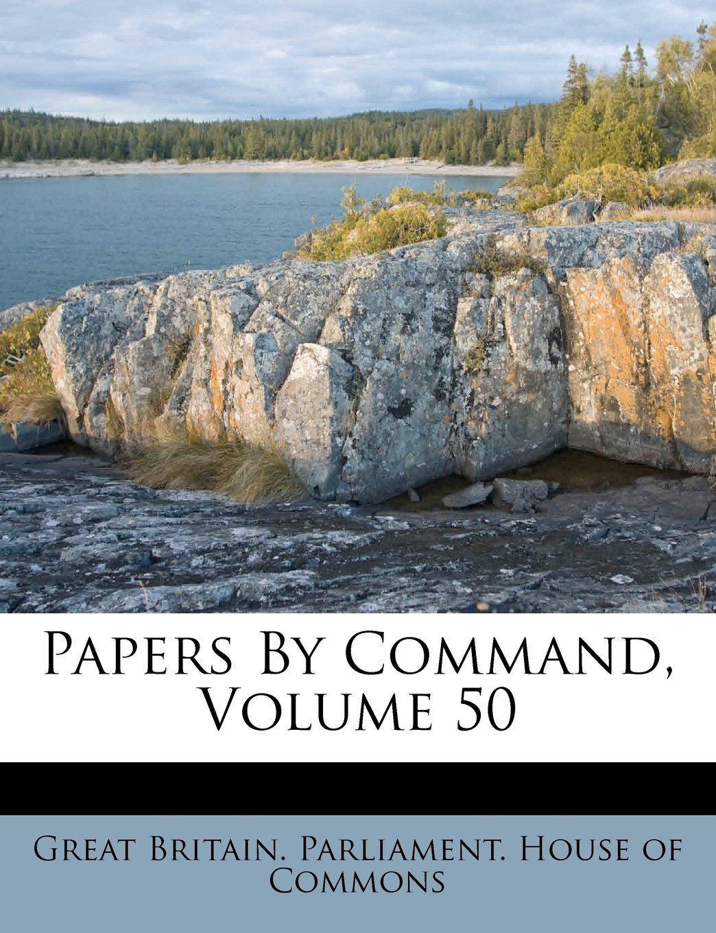 Papers By Command, Volume 50 pdf epub