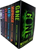 Gone Series Michael Grant 6 Books Collection Set - New Cover (Fear, Plague, Lies, Hunger, Gone, Light )