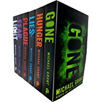 Gone Series Michael Grant Collection 6 Books Set New cover (Light, Gone, Hunger, Lies, Plague, Fear)