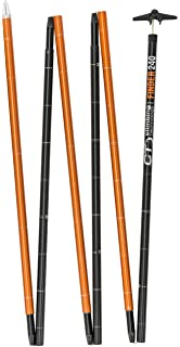 One Size Climbing Technology Probe Finder 240/2i80906ctstd Lawinensonde Schwarz//Orange