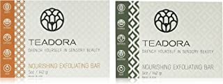 product image for Teadora Face and Body Toning and Exfoliating Clay Bar Gift Set, 4 Count