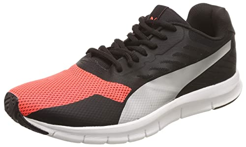 001fe13d2b2e Men s ST Trainer Pro II IDP H2T Red Blast and Black Running Shoes - 10 UK