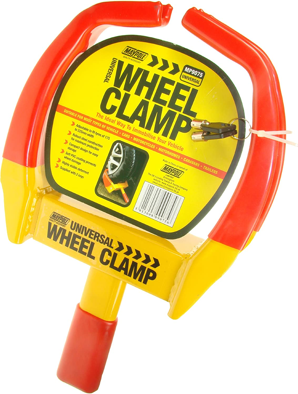 Maypole 9075 Wheel Clamp