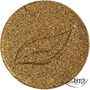 PuroBIO Certified Organic Highly-Pigmented and Long-Lasting Metallic / Duo-Chrome Refill Eyeshadow No. 16 Brass.With Vitamin