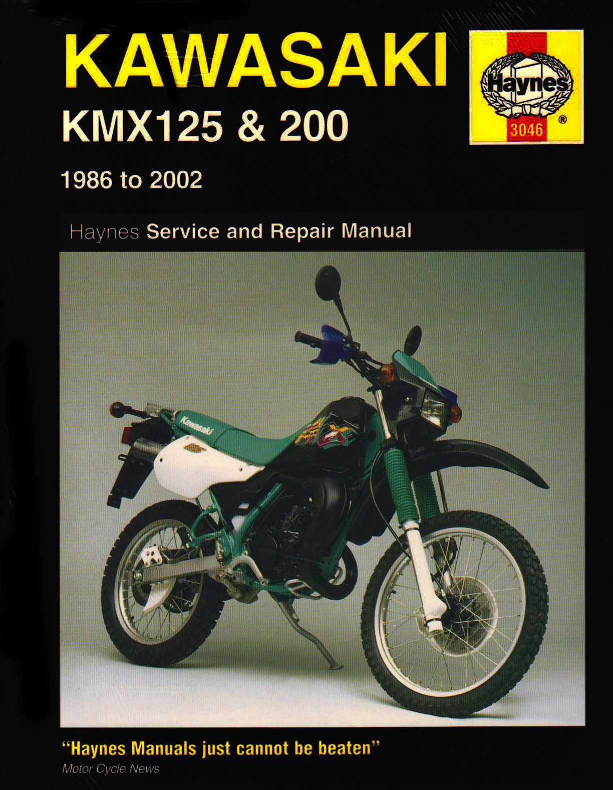Kawasaki KMX 125 and 200 Service and Repair Manual: 1986-2002 (Haynes Owners  Workshop Manuals): Julian Ryder: 9781859609880: Amazon.com: Books