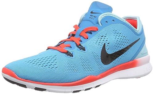 1213de87493db Nike Women's Free Tr 5.0 Fit 5 Multisport Indoor Shoes