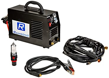 Ramsond CUT 50DX 50 Amp Digital Inverter Portable Air Plasma Cutter Dual Voltage
