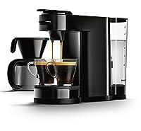 Senseo HD7892/60 Switch 2-in-1 Kaffeemaschine für Filter und Pads