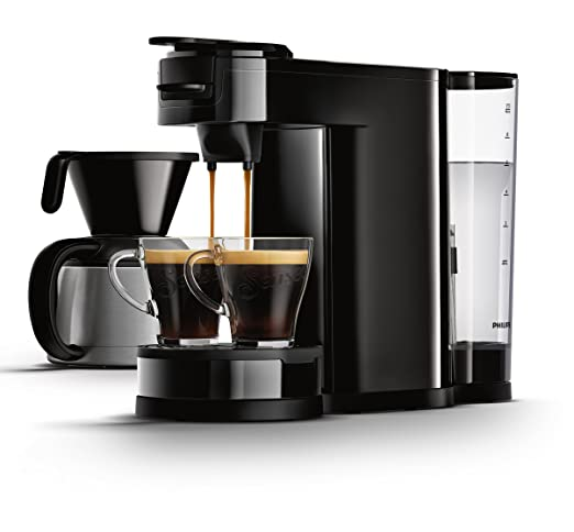 Senseo HD7892/60 - Cafetera (Independiente, Máquina de café en ...