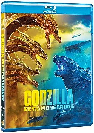 Godzilla: Rey De Los Monstruos Blu-Ray [Blu-ray]: Amazon.es ...
