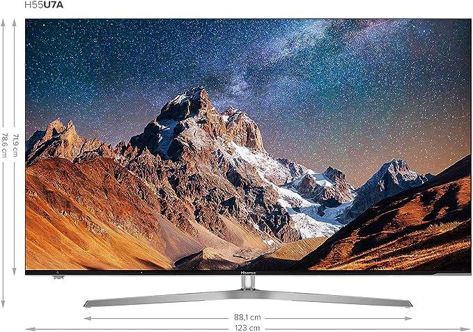 Hisense H55U7A - TV Hisense 55