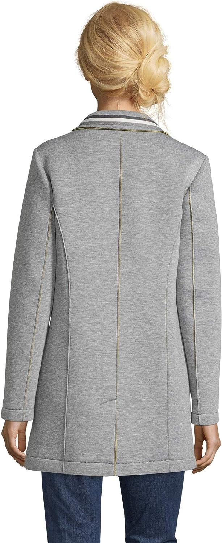 Gil Bret Women's Jacket Grey (Grey/Yellow 9821)