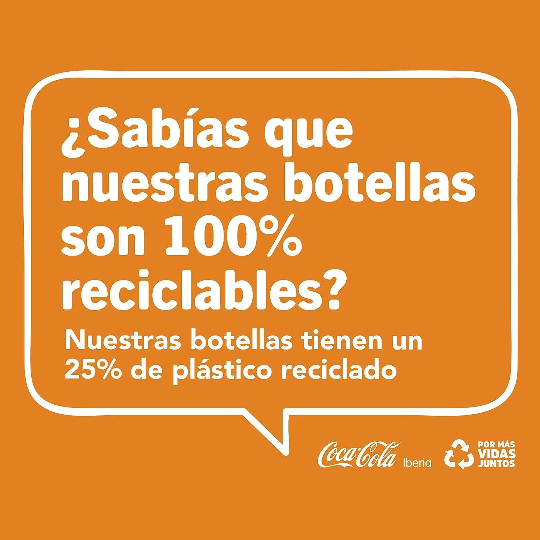 Fanta Refresco con 8% de Zumo de Naranja, 2L: Amazon.es ...
