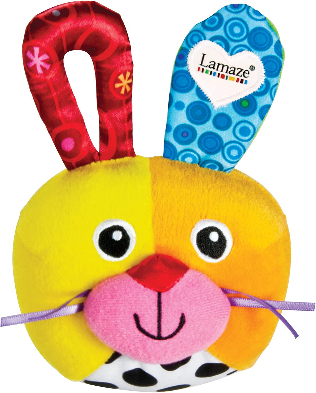 Lamaze Giggle Bunny Ball Lamaze Amazon Co Uk Baby