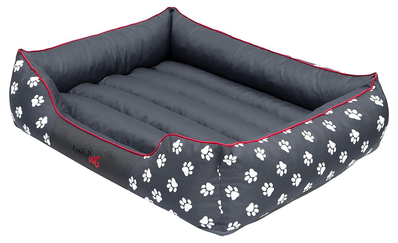 Hobbydog - Cama para Perro, Gris (Con Patas), XL (82x62x24 cm): Amazon.es: Productos para mascotas