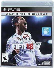 FIFA 18 Legacy Edition - PlayStation 3: Video Games - Amazon com