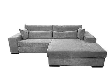 Ecksofa Elegante Sofa Eckcouch Couch Ottomane Universell L Form