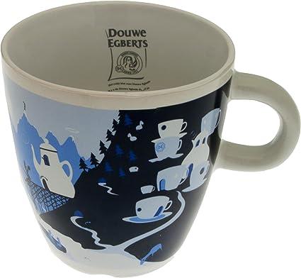 Douwe Egberts Design Mug Blue 250 ml