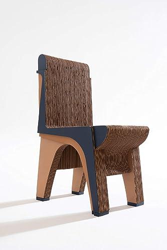 Sedie In Cartone Design.Sedia Sekkei Sustainable Design In Cartone Mod Bra Sek Finitura