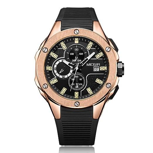 4a8be00af127 Reloj - Megir - Para - MG-M2053  Amazon.es  Relojes