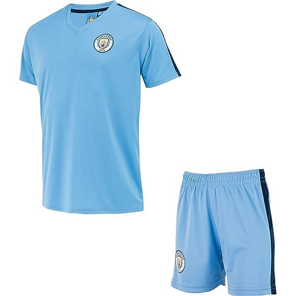 Manchester City Conjunto Camiseta + Pantalones Cortos Colección ...