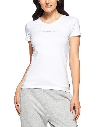 92013b42e59c Emporio Armani T-Shirt Femme  Amazon.fr  Vêtements et accessoires